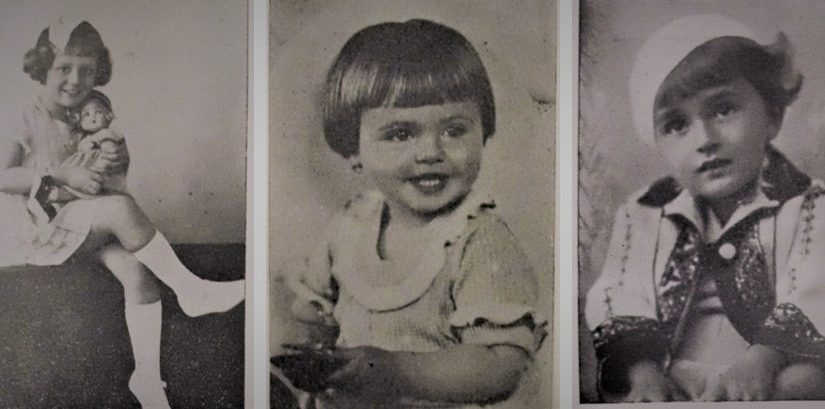 Kada nas prošlost gleda licem deteta …